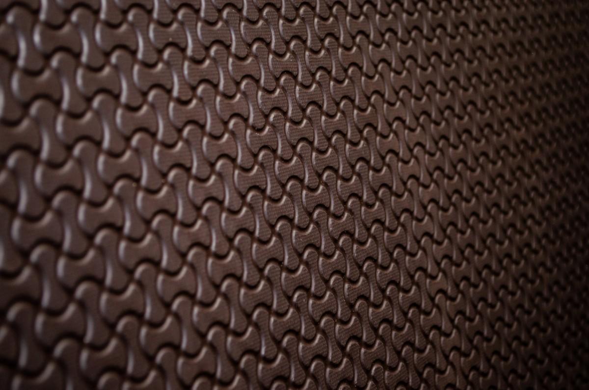 Стерогум стандарт 5.0 mm- в ассортименте дм.кв КОРИЧНЕВЫЙ