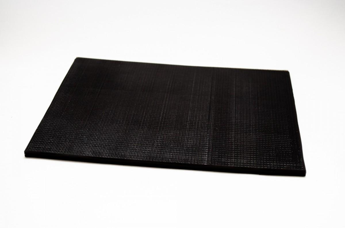 Полиуретан ПР 290*290*6,0 коричневый лист