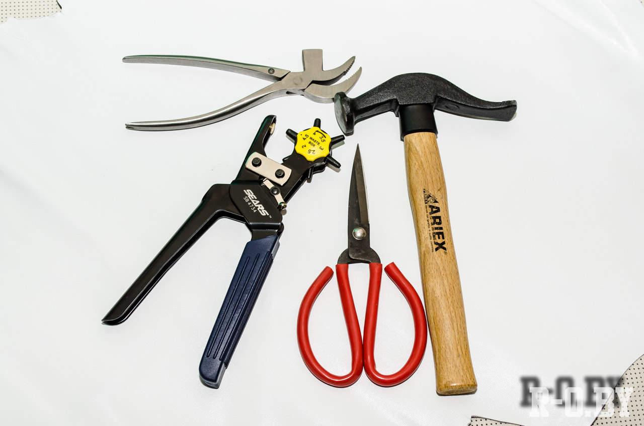 Шати люкс инструменты