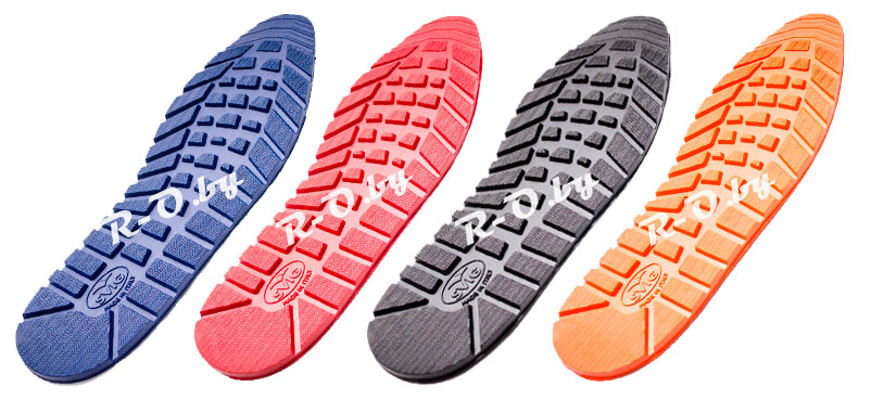 Для спортивной и туристической обуви